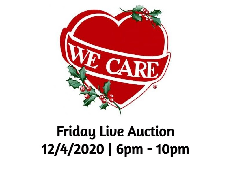 Link to Friday's live auction